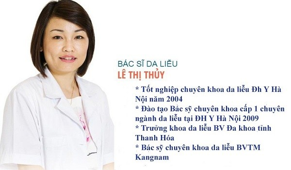 bác sĩ lê thị thủy