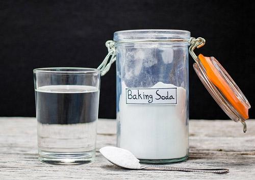 khử mùi cơ thể bằng baking soda