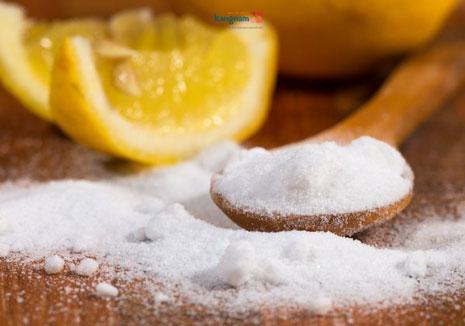 cách chữa hôi nách bằng baking soda