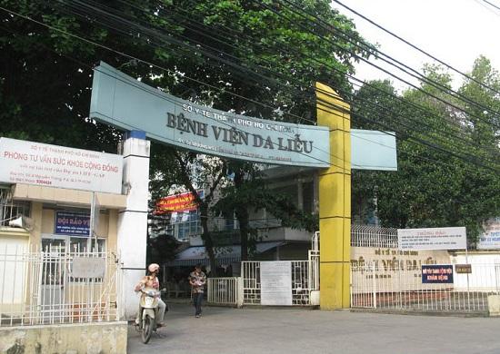 bệnh viện da liễu tphcm