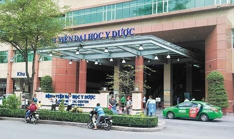 bệnh viện đại học y dược cơ sở 1