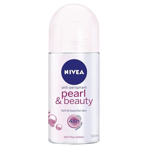 lăn khử mùi nivea pearl & beauty