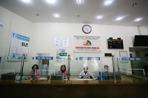 bệnh viện tràng an chữa bệnh trĩ