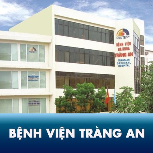bệnh viện tràng an