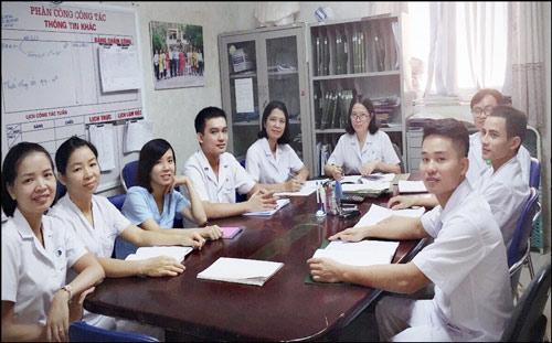 khoa thận tiết niệu bệnh viện y dược học cổ truyền trung ương