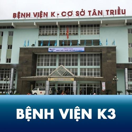 bệnh viện k3