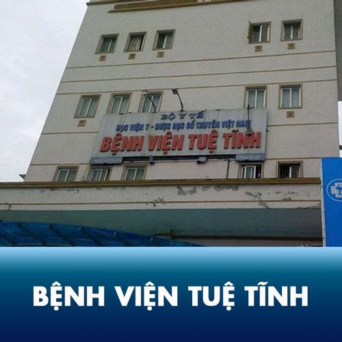bệnh viện tuệ tĩnh