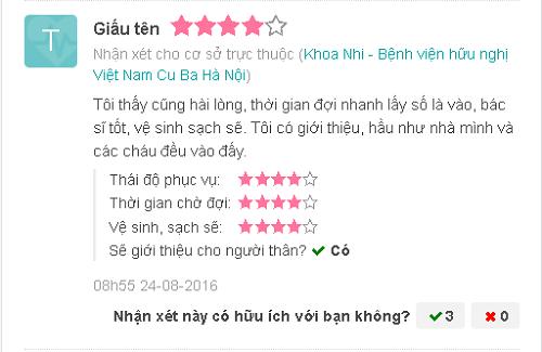 bệnh viện vietnam cuba nhổ răng khôn