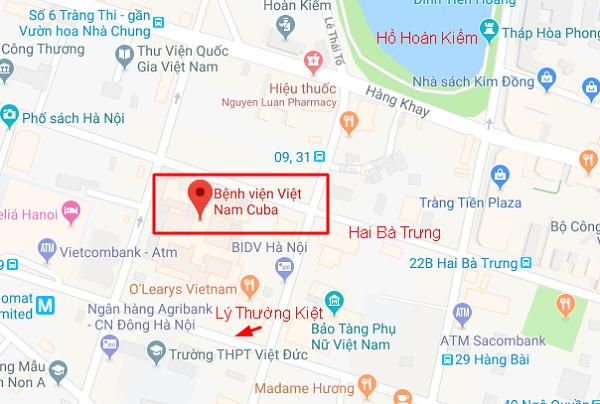 bệnh viện vietnam cuba có tốt không