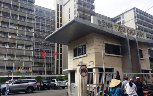 bệnh viện chợ rẫy tp hcm