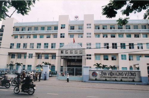 bệnh viện hùng vương tphcm