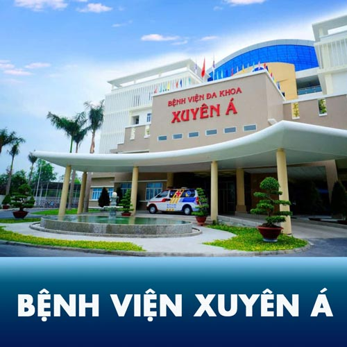 bệnh viện xuyên á củ chi
