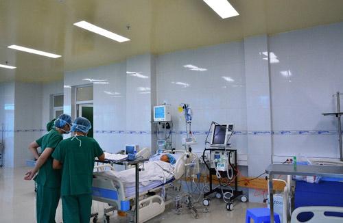 bệnh viện xuyên á khoa tim mạch