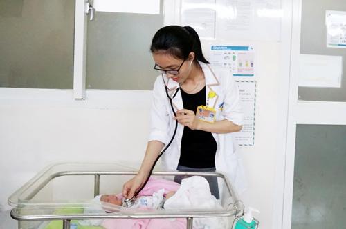 khoa nhi bệnh viện xuyên á