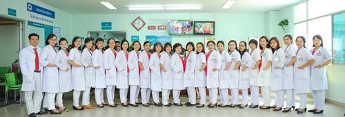khoa sản bệnh viện hùng vương