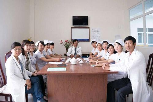 khoa sản bệnh viện xuyên á