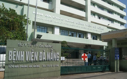 bệnh viện đa khoa đà nẵng đường quang trung