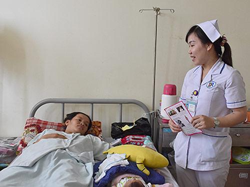 khoa sản bệnh viện bà rịa